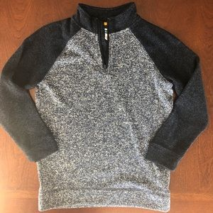 Old navy boys youth sweater extra large 14/16 blue
